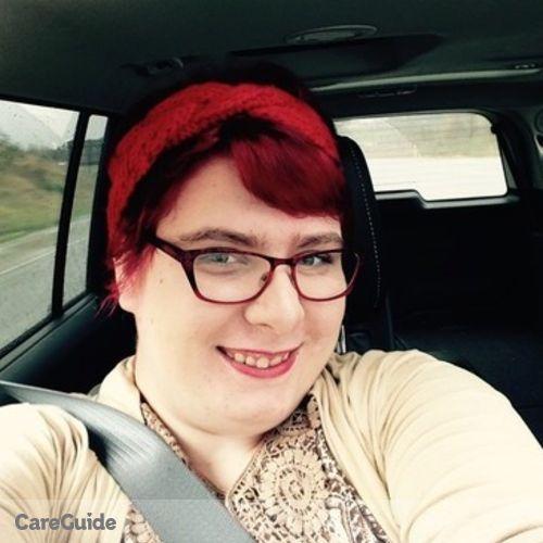 Pet Care Provider Alexandra Stinebaugh's Profile Picture