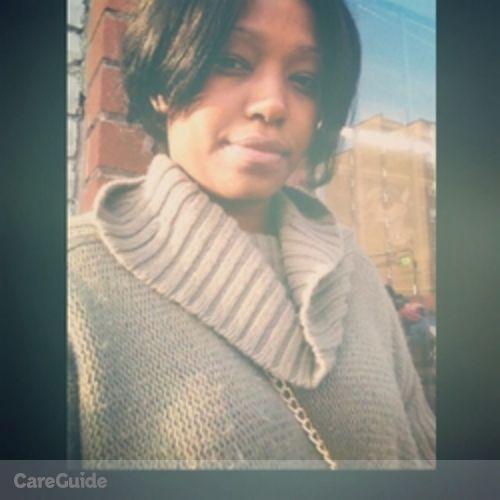 Canadian Nanny Provider Monica Bahailu's Profile Picture
