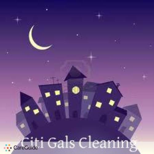 Housekeeper Provider Citi Gals Cleaning 's Profile Picture