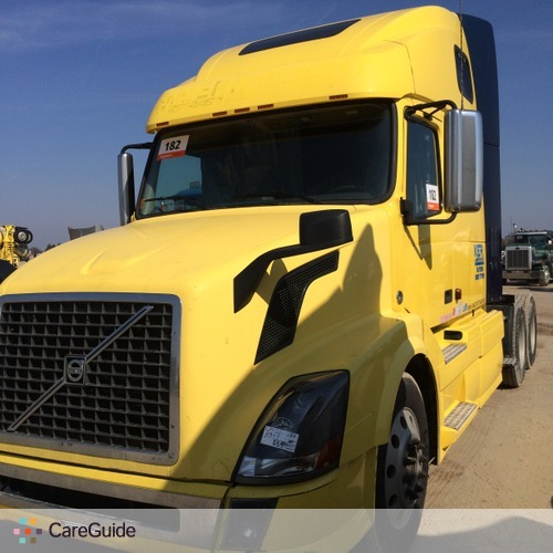 Truck Driver Job Ats Inc's Profile Picture