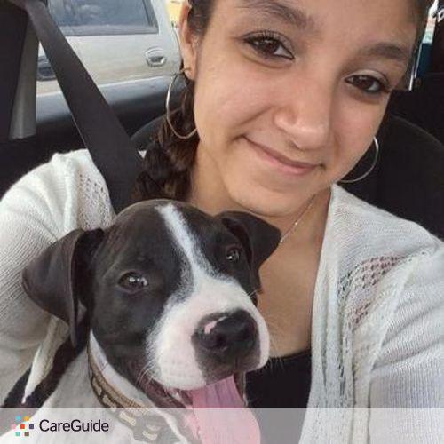Pet Care Provider Gabriella Flores's Profile Picture