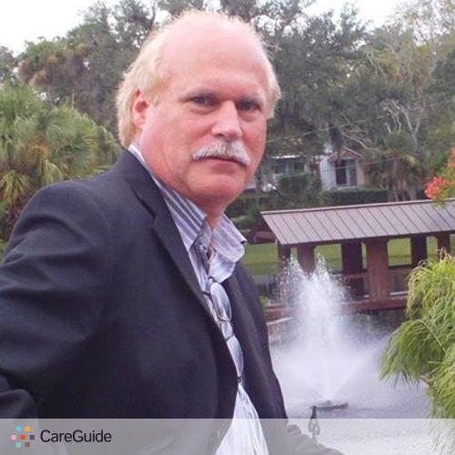 Writer Provider Larry Gray's Profile Picture