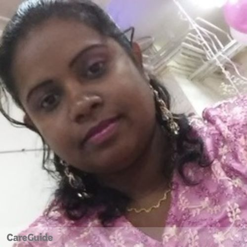 Child Care Provider Dhanwanti S's Profile Picture