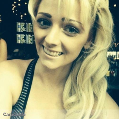 Canadian Nanny Provider Christina Cottrell's Profile Picture