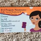 Fully insured residential and commercial cleaning company in Marblehead