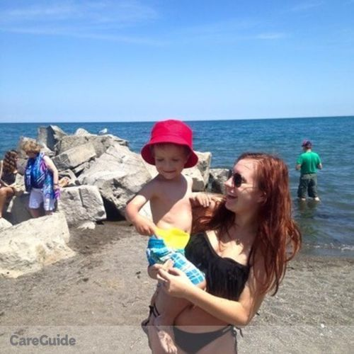 Canadian Nanny Provider Tori Reid's Profile Picture