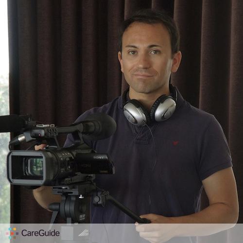 Videographer Provider Mario Coello's Profile Picture