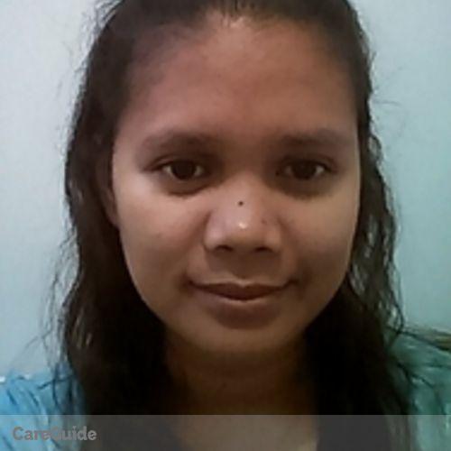 Canadian Nanny Provider Vanessa Rodeo's Profile Picture