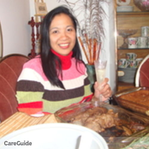 Canadian Nanny Provider Lisa V's Profile Picture