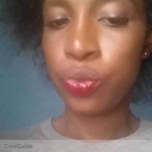 Canadian Nanny Provider Lovetta Sillah's Profile Picture