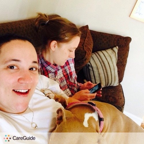 Pet Care Provider Jessica Gurney's Profile Picture