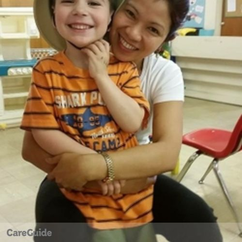 Canadian Nanny Provider Regina Pamilar's Profile Picture