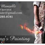 Painter in Naples