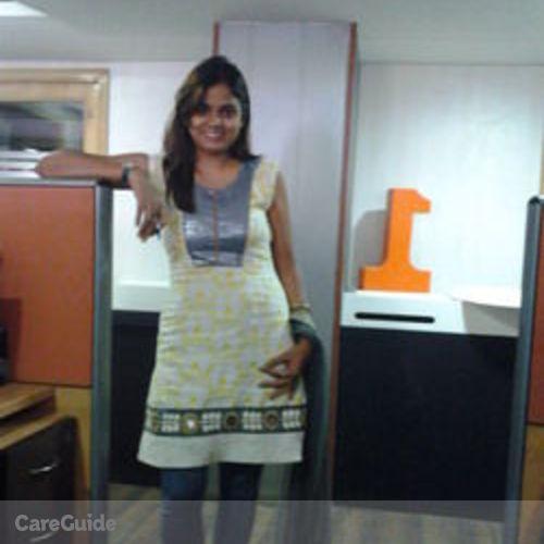 Canadian Nanny Provider Gargi's Profile Picture