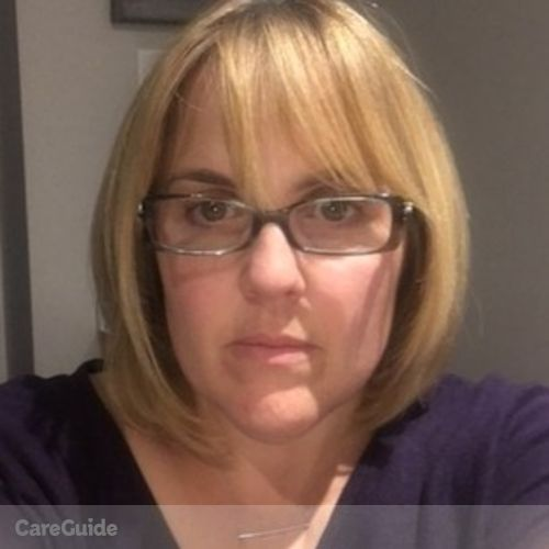 Canadian Nanny Job Janet Grdovich's Profile Picture