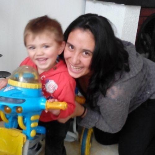 Canadian Nanny Provider Yudi Paola M's Profile Picture
