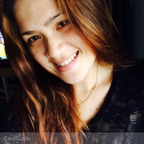Canadian Nanny Provider Jonaline grace Diaz's Profile Picture