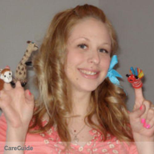 Canadian Nanny Provider Alina S's Profile Picture