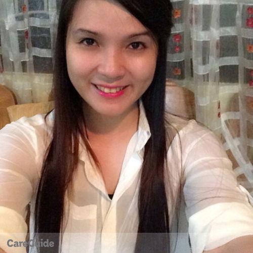 Canadian Nanny Provider Joana Marie Rabino's Profile Picture