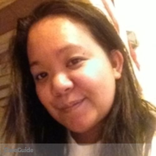 Canadian Nanny Provider Ennelyn Gabuat's Profile Picture