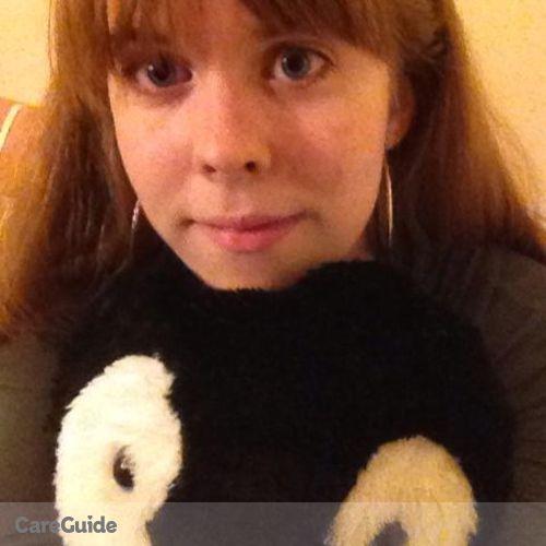 Canadian Nanny Provider Emilie Lamer-Dallaire's Profile Picture