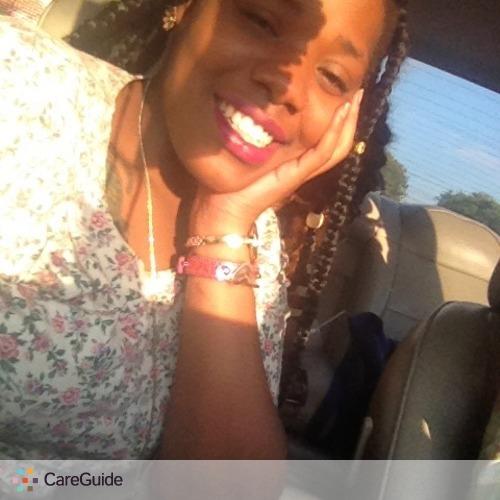 Child Care Provider Samayah Winston's Profile Picture
