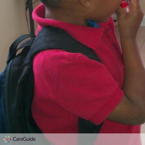 Child Care Provider Nicey Joseph's Profile Picture