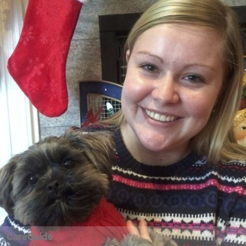 Pet Care Provider Courtney Boorman's Profile Picture