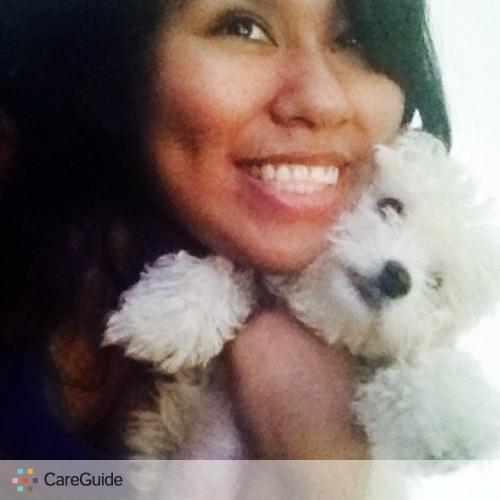 Pet Care Provider Sofia A's Profile Picture