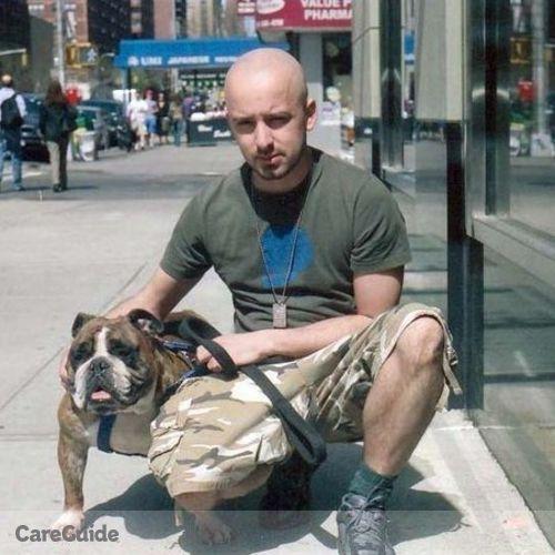 Pet Care Provider Rafal Grobelny's Profile Picture