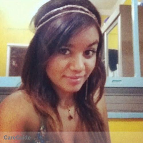 Canadian Nanny Provider Camila Pereira's Profile Picture