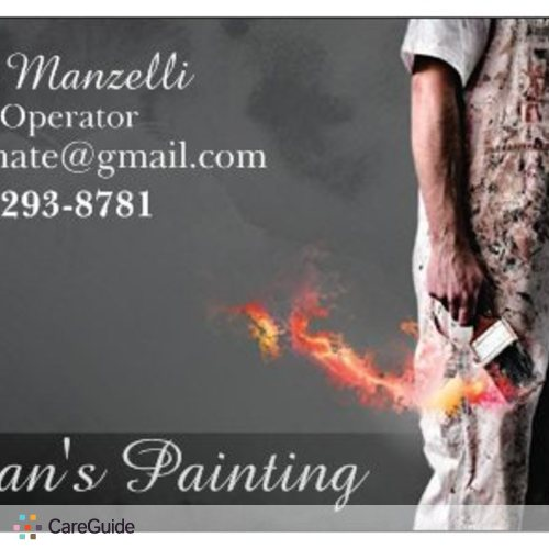 Painter Provider Nathan Manzelli's Profile Picture