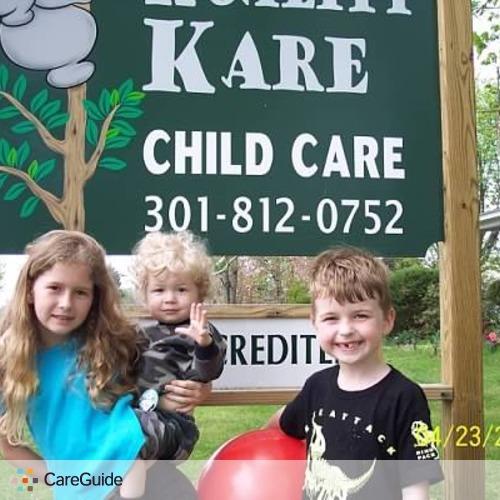 Child Care Provider Vicki K's Profile Picture