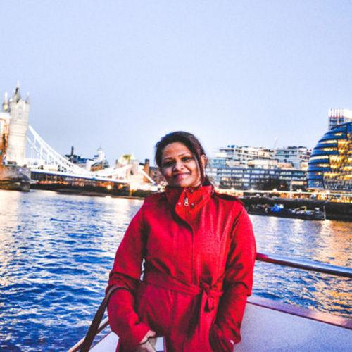 Elder Care Provider Veena M's Profile Picture