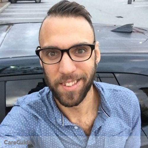 Canadian Nanny Provider James R's Profile Picture