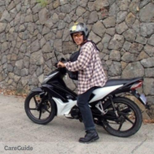 Canadian Nanny Provider Nino Angelo Cabrera's Profile Picture