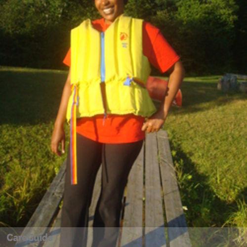 Canadian Nanny Provider Claudine Niragira's Profile Picture