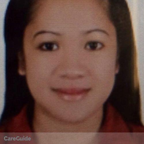 Canadian Nanny Provider Elene B's Profile Picture
