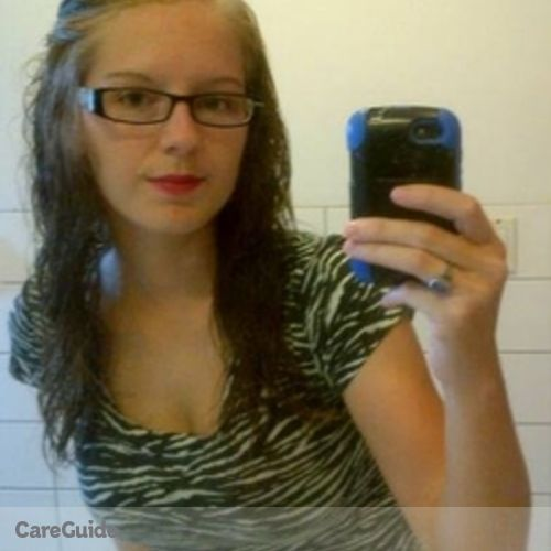 Canadian Nanny Provider Candice Saunders-Russell's Profile Picture