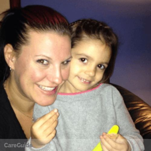 Canadian Nanny Provider Angela Chartrand's Profile Picture