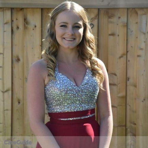 Canadian Nanny Provider Alicia Marrows's Profile Picture