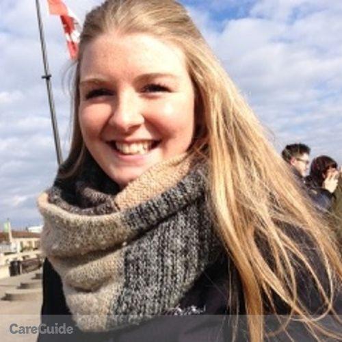 Canadian Nanny Provider Victoria Bugg's Profile Picture