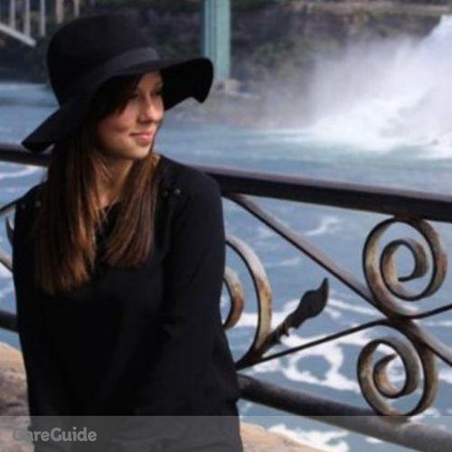 Canadian Nanny Provider Sarah Olewski's Profile Picture