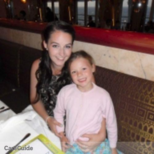 Canadian Nanny Provider Ashley Truelove's Profile Picture