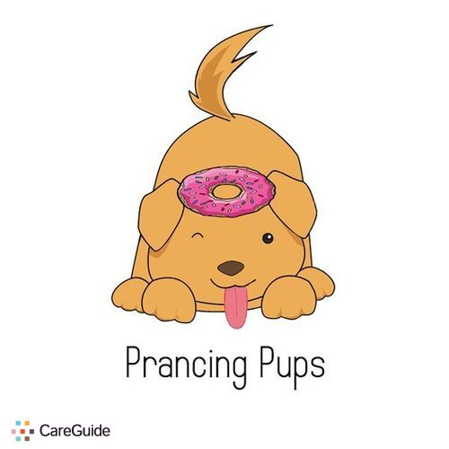 Pet Care Provider Prancing Pups's Profile Picture