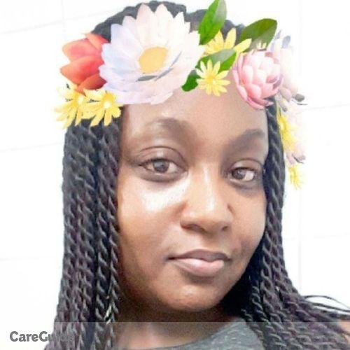 Canadian Nanny Provider Alicha Cooper's Profile Picture