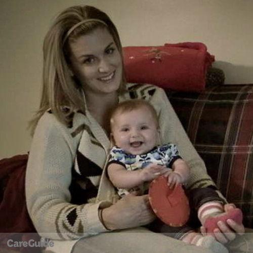 Canadian Nanny Provider Jennifer O'Driscoll's Profile Picture