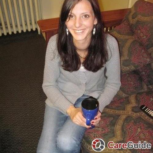 Child Care Provider Krista Cheshire's Profile Picture