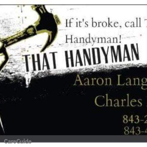 Handyman Provider That H's Profile Picture