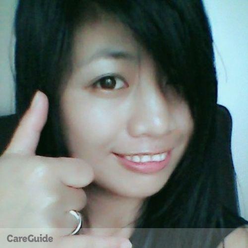 Canadian Nanny Provider Alona Casionan's Profile Picture